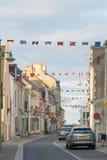 Maisy, Normandy, Francja IV zdjęcie royalty free