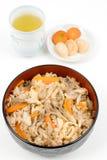 Maitake-gohan Stock Photos