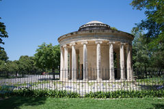 The Maitland Monument in Corfu town Royalty Free Stock Photos