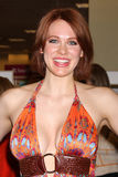 Maitland Ward at a booksigning for  Royalty Free Stock Photography