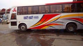 Maitre expressa Kolkata a Dhaka imagens de stock royalty free