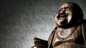 Maitreya雕塑 免版税库存照片