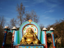Maitreya Βούδας Στοκ Εικόνες