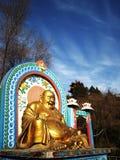 菩萨maitreya 免版税图库摄影