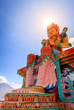 Maitreya Bouddha Photos stock