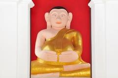 Maitreya Buddha Stockbilder