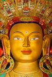 Maitreya Buddha Stock Image