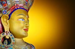 Maitreya Buddha Stock Images