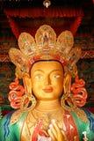 Maitreya Buddha 01 Lizenzfreie Stockfotos