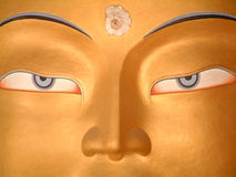 Maitreya, Buddha of the Future Stock Photography