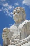 Maitreya Buddha på Wat Pusawan Phetchaburi Thailand Fotografering för Bildbyråer