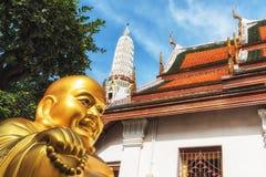 Maitreya Buddha at Wat Arun Stock Image