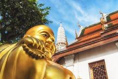 Maitreya Buddha at Wat Arun Stock Photography
