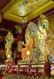 Maitreya der Buddha der Zukunft Stockfotos