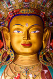 Maitreya - estátua futura da Buda Fotos de Stock