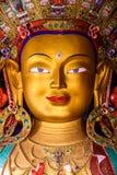 Maitreya - Future Buddha statue Stock Photos