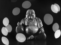 Maitreya rzeźba Obrazy Stock