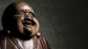 Maitreya sculpture Royalty Free Stock Photography