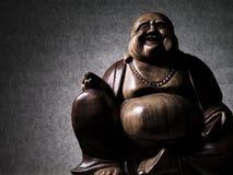 Maitreya-Skulptur Lizenzfreies Stockfoto