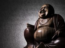Maitreya-Skulptur Lizenzfreies Stockbild