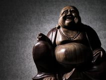 Maitreya sculpture Royalty Free Stock Photo
