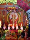 Maiya del chhathi de la diosa fotografía de archivo libre de regalías