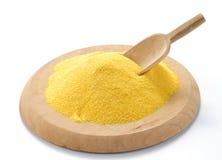 Maize flour Stock Image