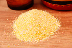 Maize flour Royalty Free Stock Photo