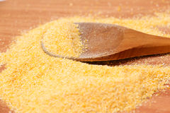 Maize flour Royalty Free Stock Image