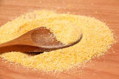Maize flour Stock Photography