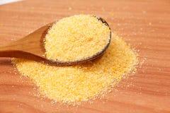 Maize flour Stock Photos
