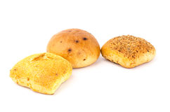 Maize max roll and multimalt roll bread Royalty Free Stock Image