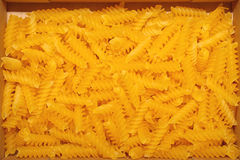Maize Pasta Royalty Free Stock Images