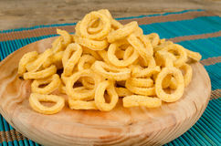 Maize rings Stock Photos