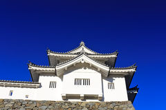 Maizuru Castle of Kofu, Japan. Royalty Free Stock Photos