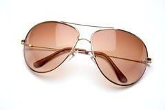 mają 60 okulary przeciwsłoneczne Fotografia Royalty Free