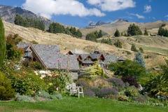 majątkowi piękni wzgórza Fotografia Stock