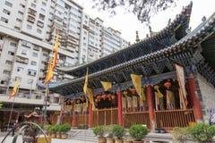 Maj 17 2017 Lanzhou Kina Folk och gammalt område i staden av Lanzhou Kina Fotografering för Bildbyråer
