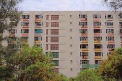 3 Maj 2014, Pak Tin pubbyggnad arkivfoto