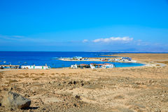 Majanicho in Fuerteventura Canary Islands Stock Photography