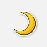 Majcher półksiężyc Obrazy Stock