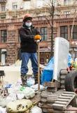 Majdan Evromaydan Fotografia Stock