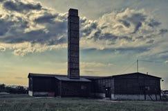 Majdanek火葬大厦 库存照片