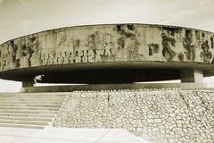 Majdanek集中营 库存图片