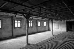Majdanek concentration camp in Lublin, Poland Royalty Free Stock Image