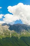 Majella Mountain Abruzzo Italy Stock Images