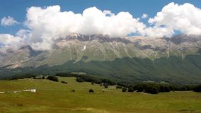 Majella Mountain, Abruzzo, Italy Royalty Free Stock Photography