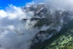 Majella Nationaal Park royalty-vrije stock foto's