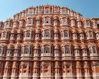 Majestätischer Palast der Winde, Indien Lizenzfreie Stockfotos