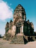 Majestätischer Tempel stockbild